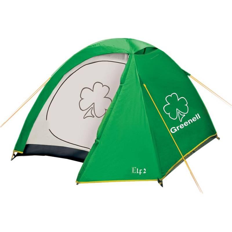 Палатка Greenell Эльф 3 V.3 трехместная двухслойная 95510
