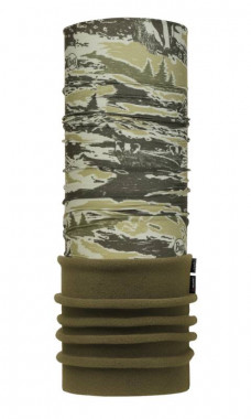 Бандана Buff JUNIOR POLAR WILD NATURE KHAKI