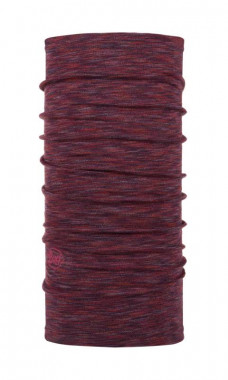 Бандана Buff MIDWEIGHT MERINO WOOL SHALE GREY MULTI STRIPES