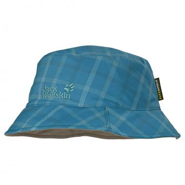 Шляпа Jack Wolfskin Checked Softshell Hat
