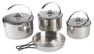 Набор посуды Tatonka Family Cook Set