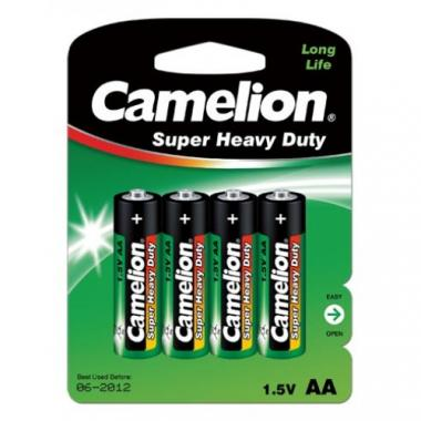 Батарейка Camelion Super Heavy Duty AA R6P