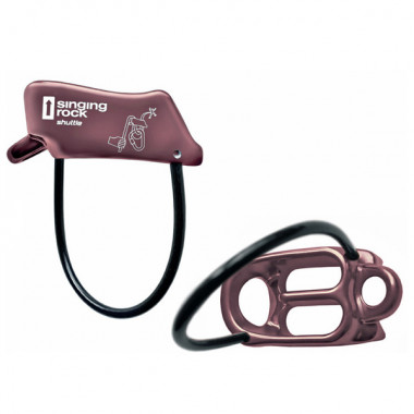 Спусковое устройство SingingRock Shuttle BELAY/RAPPEL DEVICE