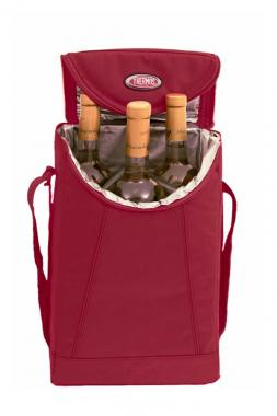 Сумка-термос Thermos Wine cooler for 3 bottle, с разделителем