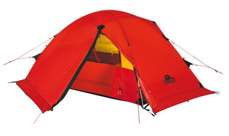 Палатка Alexika Storm 2 двухместная двухслойная 9115.2103